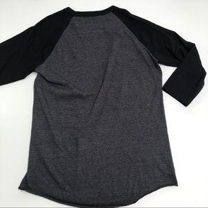 Hurley Tops - Hurley 3/4 sleeve Women's Top Casual